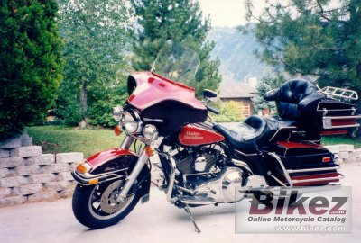 1990 Harley-Davidson FLHTC 1340 Electra Glide Classic