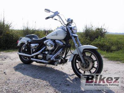 1990 Harley-Davidson FXR 1340 Super Glide specifications and