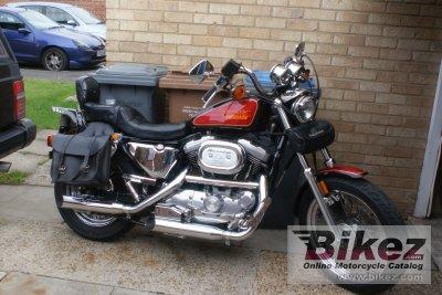 1990 Harley Davidson XLH Sportster 1200