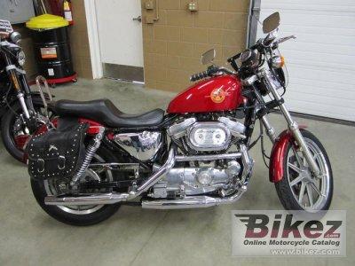 1990 Harley Davidson XLH Sportster 883 Hugger