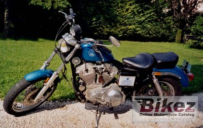 1990 Harley Davidson XLH Sportster 883 Standard