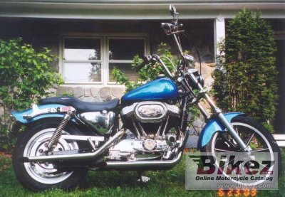 1991 Harley-Davidson XLH Sportster 1200 photo
