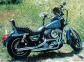 1991 Harley-Davidson FXR 1340 Super Glide photo