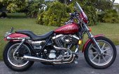 1991 Harley-Davidson FXRS 1340 Low Rider photo