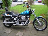 1991 Harley-Davidson FXSTC 1340 Softail Custom photo