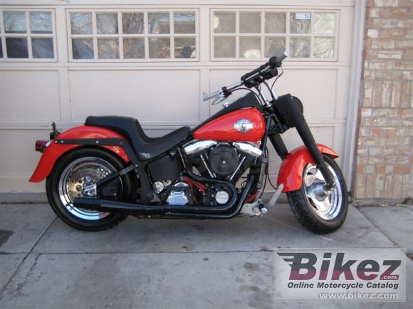 1991 Harley-Davidson Fat Boy
