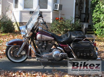 1991 Harley-Davidson FLHS 1340 Electra Glide Sport (reduced effect) photo