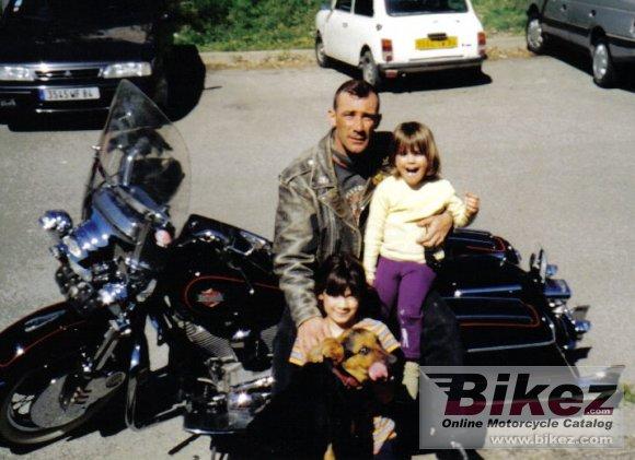 Harley-Davidson FLHS 1340 Electra Glide Sport