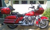 1991 Harley-Davidson FLTC 1340 Tour Glide Classic photo
