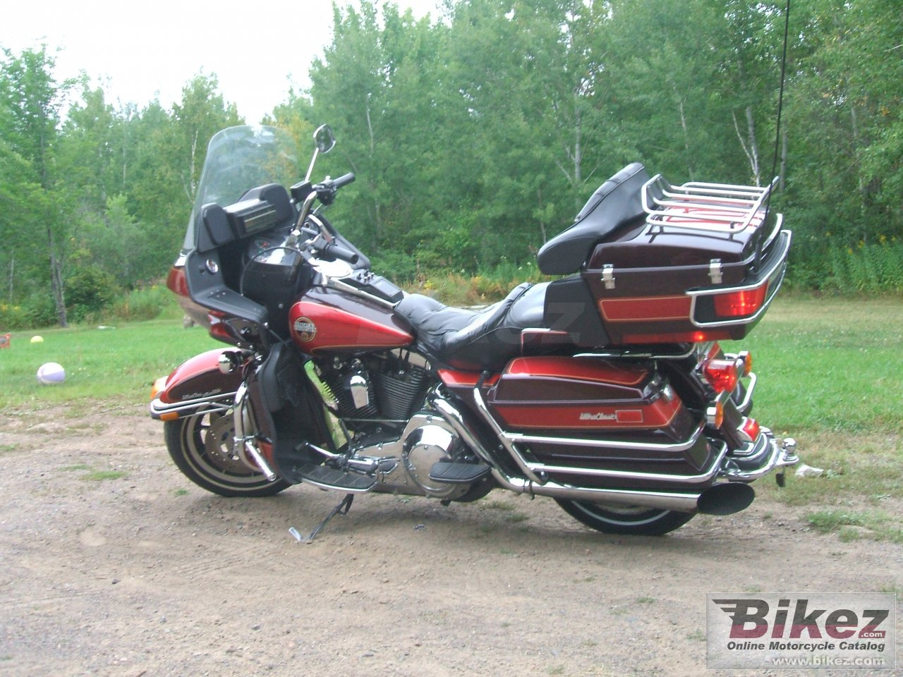 Harley-Davidson Tour Glide Ultra Classic