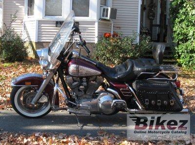 1991 Harley Davidson FLHS 1340 Electra Glide Sport Reduced Effect