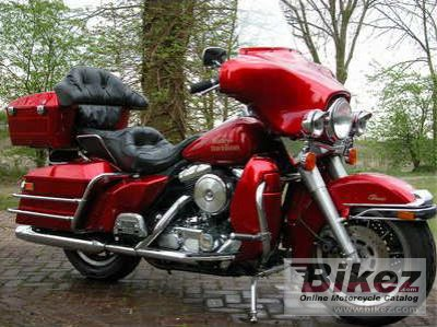 1991 harley davidson flhtc 1340 electra glide classic specifications