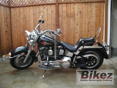 1991 Harley Davidson FLST 1340 Heritage Softail