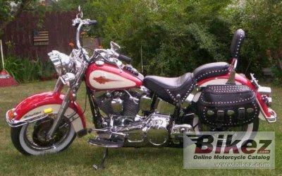 1991 Harley Davidson FLSTC 1340 Heritage Softail Classic