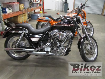 1991 Harley-Davidson FXRS 1340 SP Low Rider Special Edition