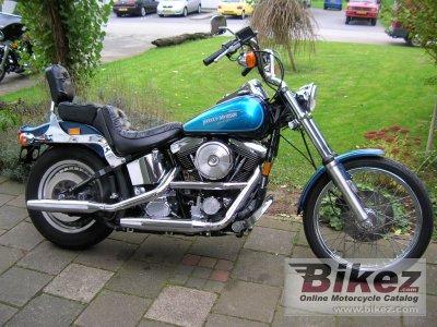 1991 Harley Davidson FXSTC 1340 Softail Custom