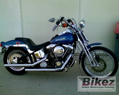 1991 Harley-Davidson Springer Softail specifications and