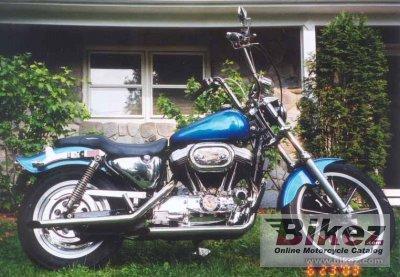1991 Harley Davidson XLH Sportster 1200