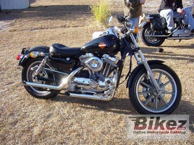 1991 Harley Davidson XLH Sportster 883 De Luxe