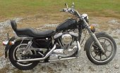 1992 Harley-Davidson XLH Sportster 1200 photo