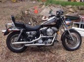 1992 Harley-Davidson FXRS 1340 SP Low Rider Special Edition