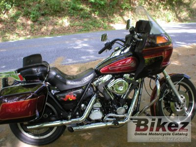 1992 Harley-Davidson FXRT 1340 Sort Glide photo