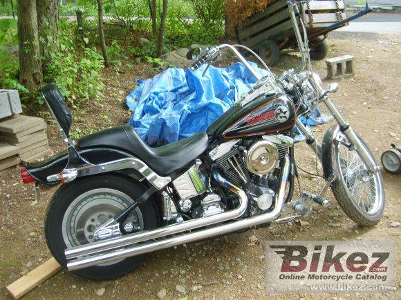 Harley Davidson FXSTC 1340 Softail Custom