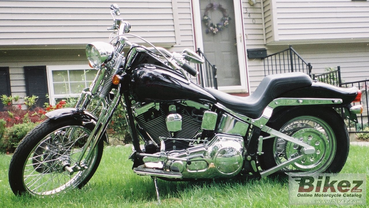 F.V.Springer Softail 1992 springer softail