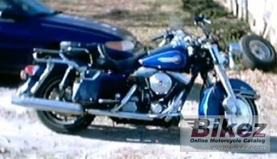 1992 Harley-Davidson FLHTC 1340 Electra Glide Classic photo