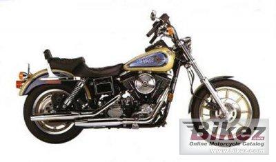 1992 Harley-Davidson Dyna Glide Daytona