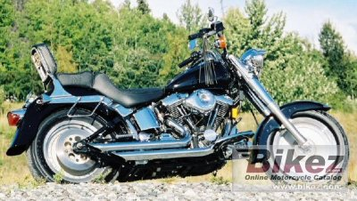 1992 Harley Davidson Fat Boy Specifications And Pictures
