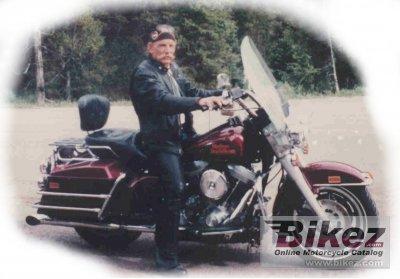 1992 Harley Davidson FLHS 1340 Electra Glide Sport