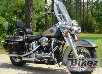1992 Harley-Davidson FLSTC 1340 Heritage Softail Clic ...