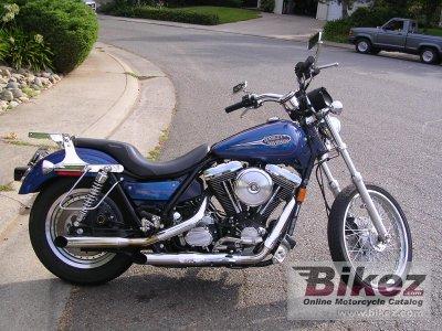 1992 Harley-Davidson FXLR 1340 Low Rider Custom ... on