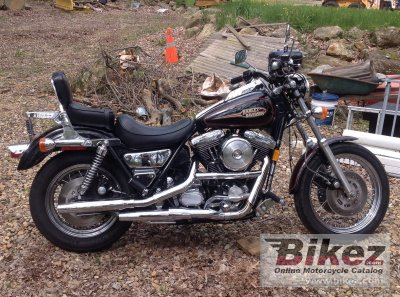 1992 Harley-Davidson FXRS 1340 SP Low Rider Special Edition ...