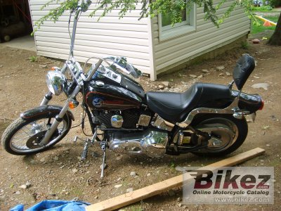 1992 Harley Davidson FXSTC 1340 Softail Custom Specifications And