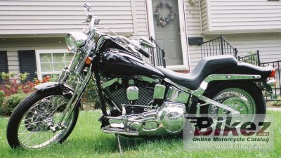 1992 Harley Davidson Springer Softail Specifications And Pictures