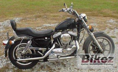 1992 Harley Davidson XLH Sportster 1200