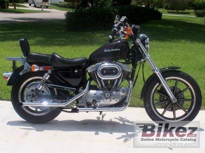 1993 Harley-Davidson 1200 Sportster