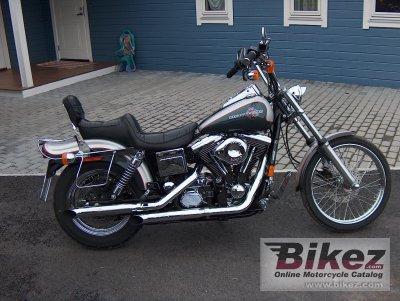 1993 Harley-Davidson 1340 Dyna Wide Glide