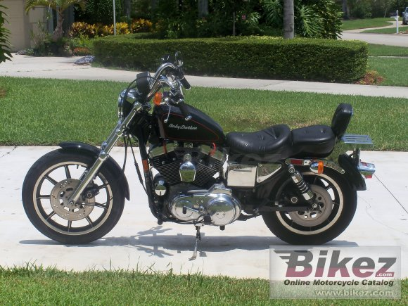 1993 Harley-Davidson 1200 Sportster photo