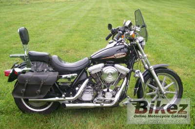 1993 Harley-Davidson 1340 Super Glide photo