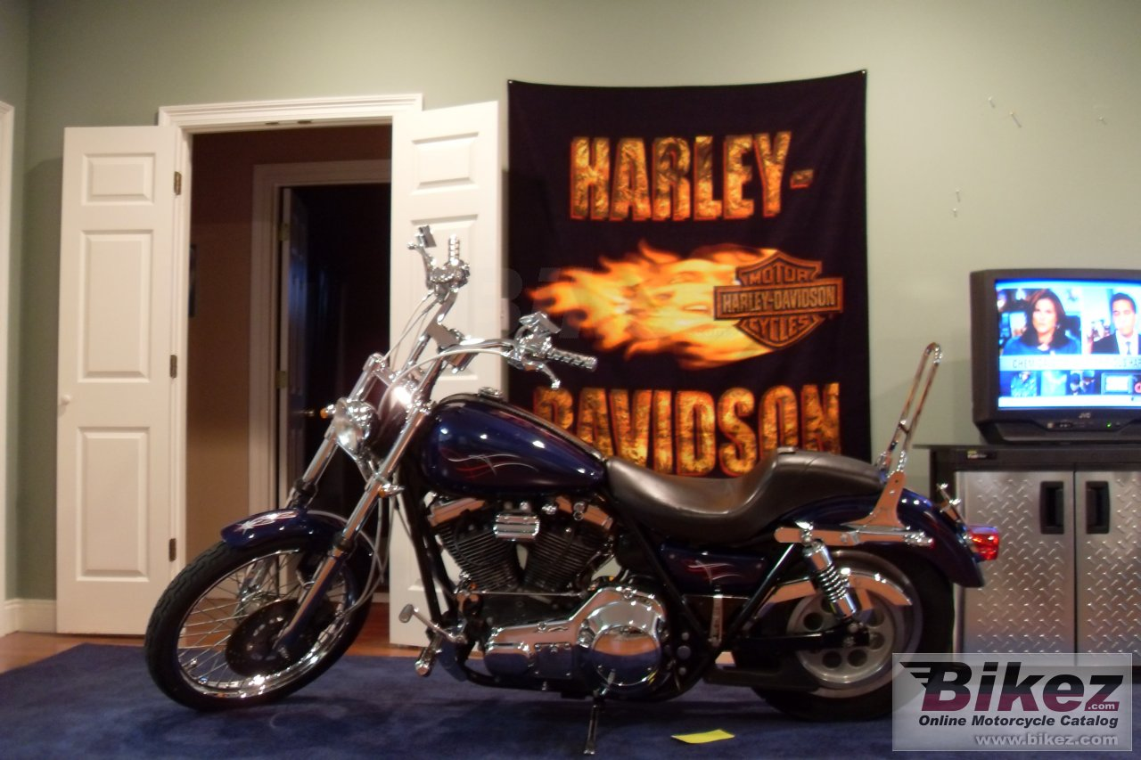 Harley-Davidson 1340 Low Rider Custom
