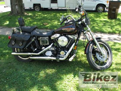 1993 Harley-Davidson 1340 Dyna Low Rider photo