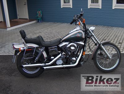 1993 Harley-Davidson 1340 Dyna Wide Glide photo