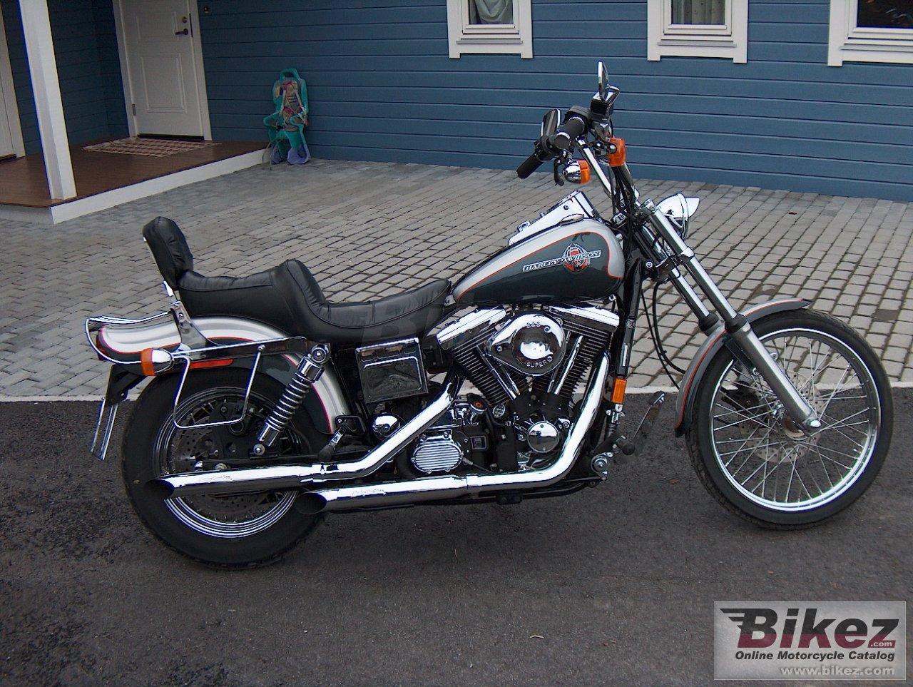 Harley Davidson Dyna Wide Glide Specifications