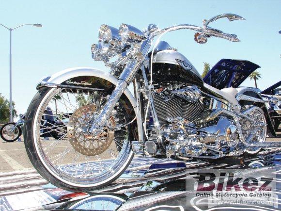 1993 Harley-Davidson 1340 Softail Heritage Custom