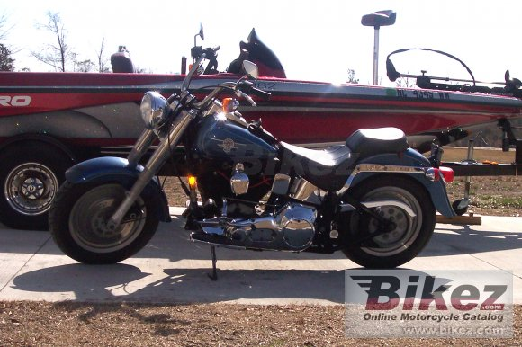1993 Harley-Davidson 1340 Softail Fat Boy