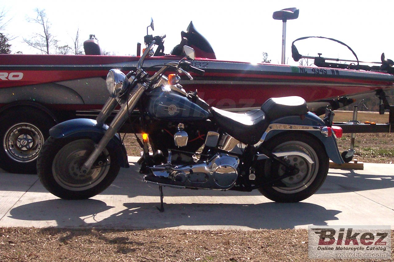Harley-Davidson 1340 Softail Fat Boy