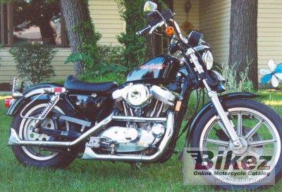 1993 Harley-Davidson 883 Sportster Hugger